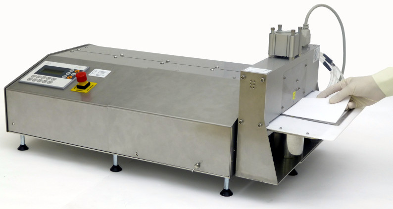 pledget cutting machine, from the world leader